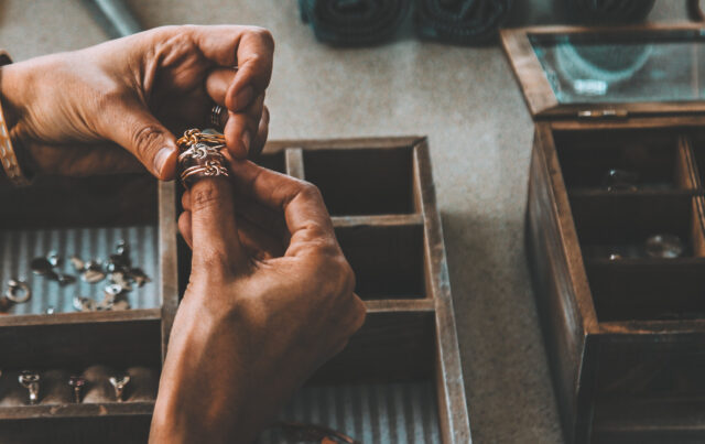 Handmade Jewellery to Treasure Forever
