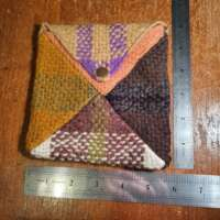 Large Envelope Style Purse Autumnal thumbnail