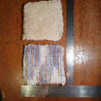 Hand Knitted Reusable Scrubby Pads thumbnail