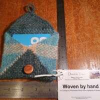 Small Handwoven Envelope Purse thumbnail