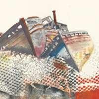 Abstract Paintings Card Set thumbnail