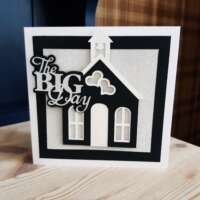 """The Big Day"" Wedding Card thumbnail"