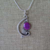 Music Note Pendant thumbnail