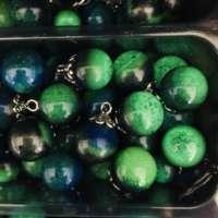 Aurora Ball Earrings thumbnail