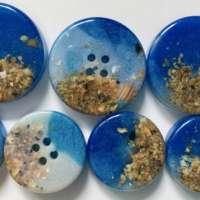 Shetland Beach Buttons thumbnail