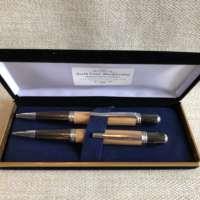 Isle of Jura Oak Whiskey Barrel Pen & Pencil Set thumbnail