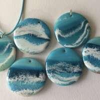 Seascape Pendants thumbnail