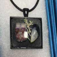 Night Time on the Beach Pendant thumbnail