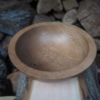 Large Oak Bowl thumbnail