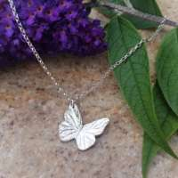 Butterfly Necklace thumbnail