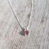 Glenshiel Garnet Necklace thumbnail