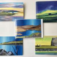 Shetland Paintings Card Pack thumbnail