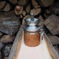 Lacewood Coffee Grinder thumbnail