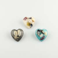 Heart Beach Brooch thumbnail
