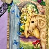 The Secret Garden Card thumbnail