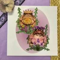 Kisme and Matilda Card thumbnail