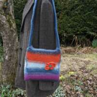 Tobermory Crocheted Handbag thumbnail