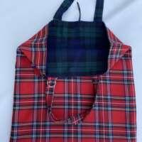 Royal Stewart / Blackwatch Tote Bag thumbnail