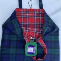 Blackwatch / Royal Stewart Tote Bag thumbnail
