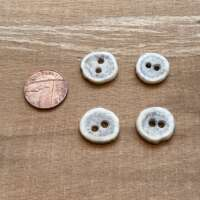 Small Round Antler Buttons - Sectional thumbnail