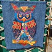 Owl Wall Hanging thumbnail