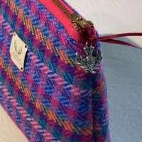 Rainbow Harris Tweed Handy Bag thumbnail