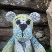 Alfie Collectable Teddy Bear thumbnail