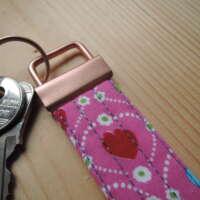 Hearts Key Fob thumbnail