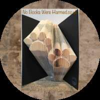 Two Paws Book Sculpture thumbnail