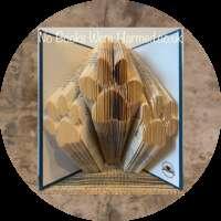 Three Paws Book Sculpture thumbnail