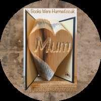 Mum in Heart Sculpture thumbnail