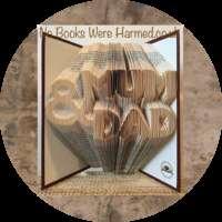 Mum and Dad Book Sculpture thumbnail