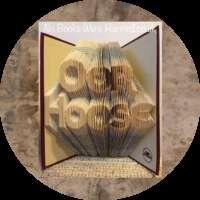 Oor Hoose Book Sculpture thumbnail