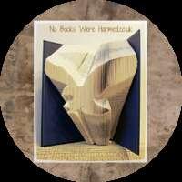 Osprey Book Sculpture thumbnail