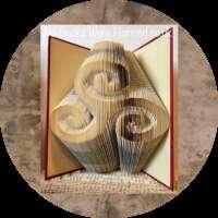 Triskelion Book Sculpture thumbnail