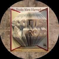 Scottish and Proud Book Sculpture thumbnail