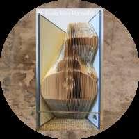 Whisky Still Book Sculpture thumbnail