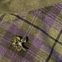 Thistle Tweed Poncho thumbnail