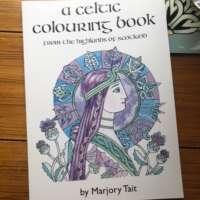 Celtic Art Colouring Book 1 thumbnail