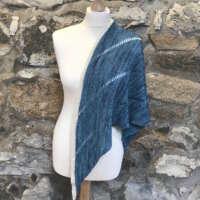 Loch Blue Scarf thumbnail