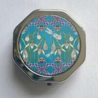 Celtic Snowdrops Pill Box thumbnail