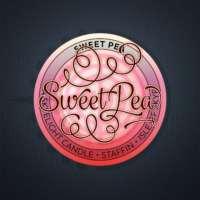 Sweet Pea Tin Candle thumbnail