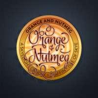 Orange And Nutmeg Tin Candle thumbnail