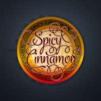 Spicy Cinnamon Tin Candle thumbnail