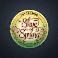 Skye Spring Tin Candle thumbnail