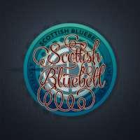 Scottish Bluebell Tin Candle thumbnail