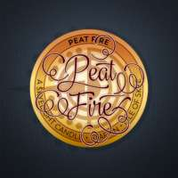 Peat Fire Tin Candle thumbnail
