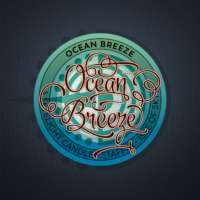 Ocean Breeze Tin Candle thumbnail