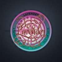 Lavender Tin Candle thumbnail