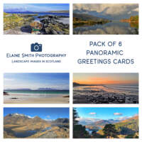 Pack of 6 Panoramic Note Cards thumbnail
